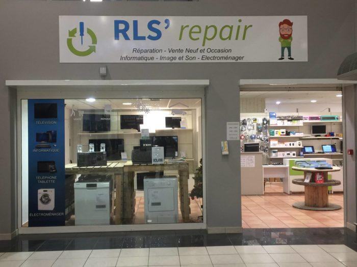 RLS'repair : Réparation - Vente d'informatique, d'électroménager et de TV / multimédia à Corzé