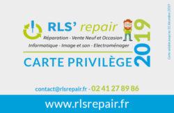 Carte privilège RLS'repair