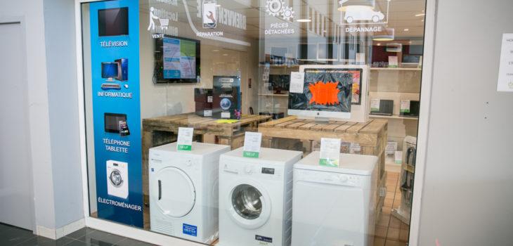 Vente de matériel informatique, multimédia, électroménager à Corzé