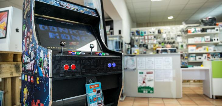 Location borne arcade Angers
