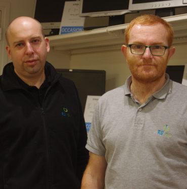 RLS'Repair à Corzé : Damien et Romain
