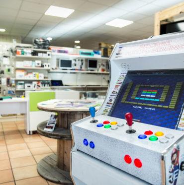 Comment louer une borne d'arcade en Maine-et-Loire ?