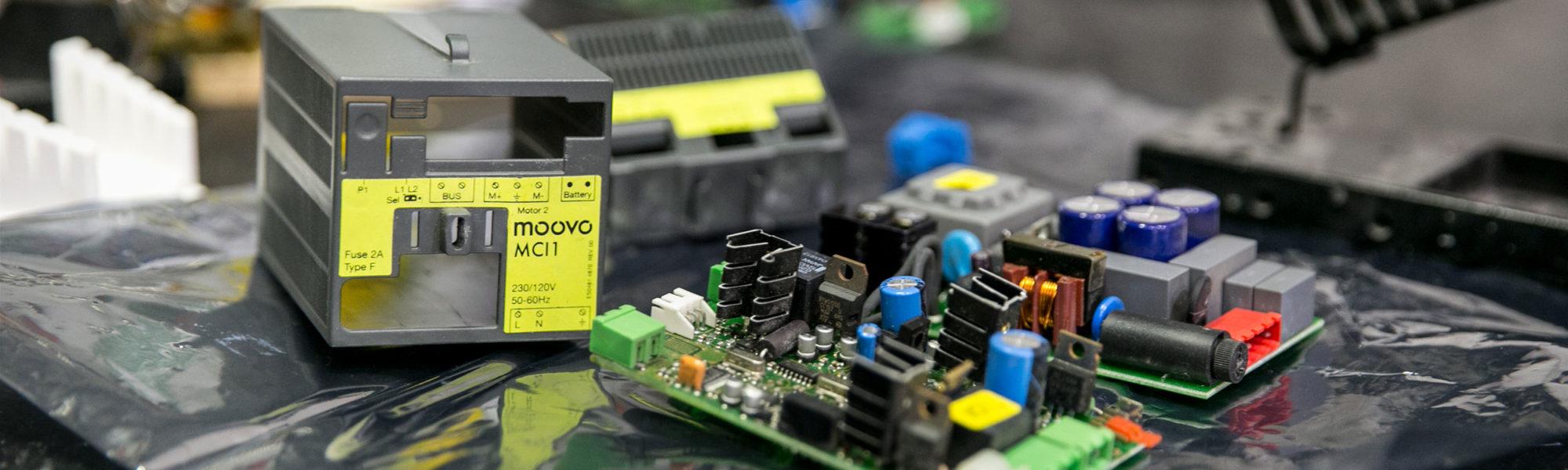 Réparation MOOVO MCI1