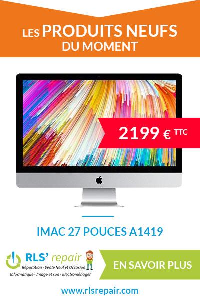 iMac 27 pouces A1419