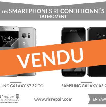 Smartphones Reconditionnés SAMSUNG