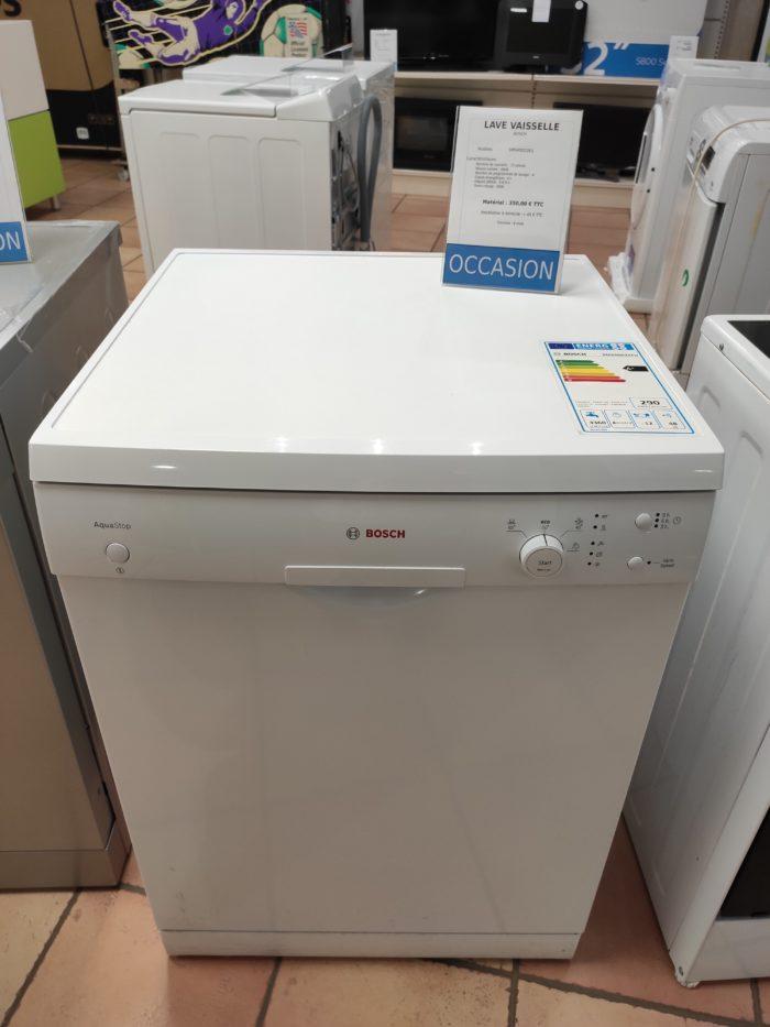 Occasion : Lave-vaisselle 12 couverts BOSCH SMS40D22EU