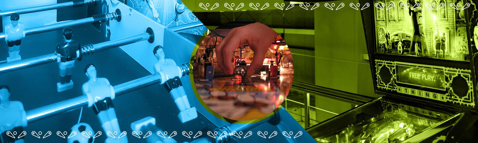 RLS'game : location, réparation et vente de jeux de café