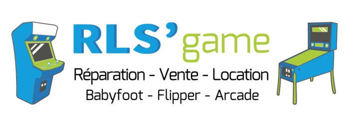 RLS'game,location, vente et réparation jeux de café