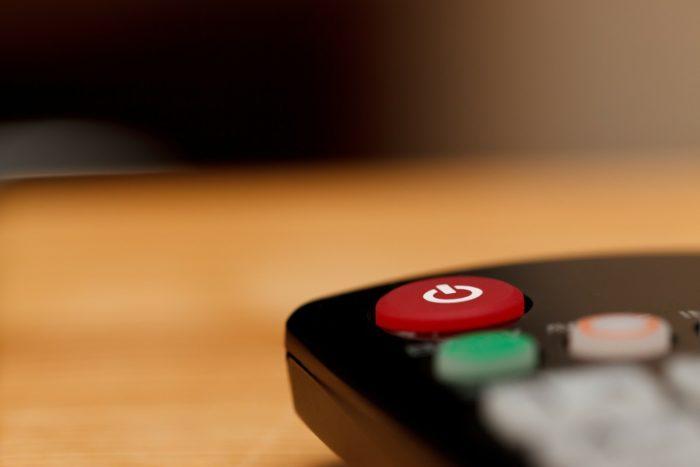 Pourquoi il n'y a pas d'image sur le téléviseur alors qu'il y a du son ?