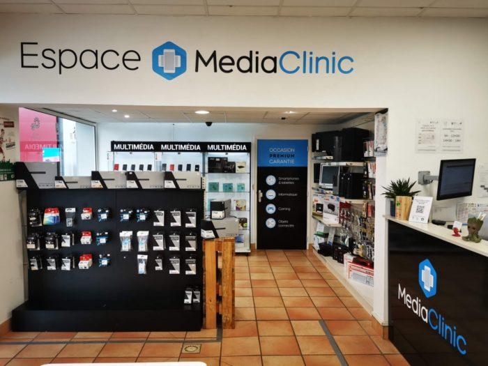 Espace MediaClinic à Corzé