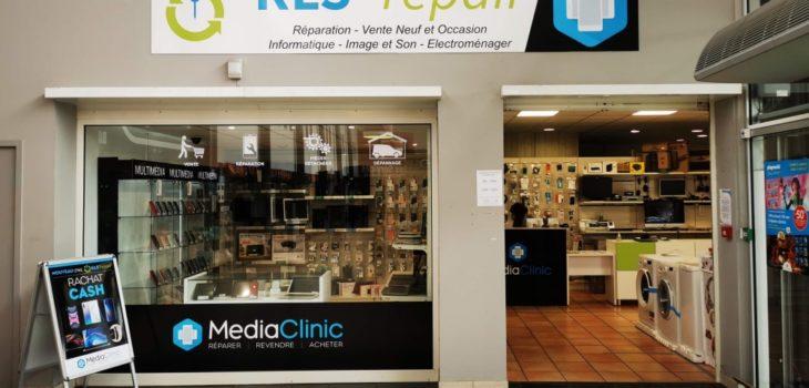 Espace MediaClinic à Corzé : RLS'repair